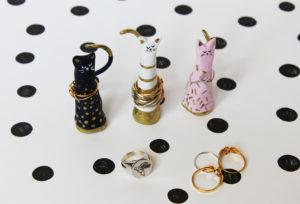 gatti porta anelli 3